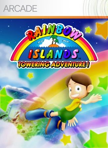 Rainbow Islands: Towering Adventure