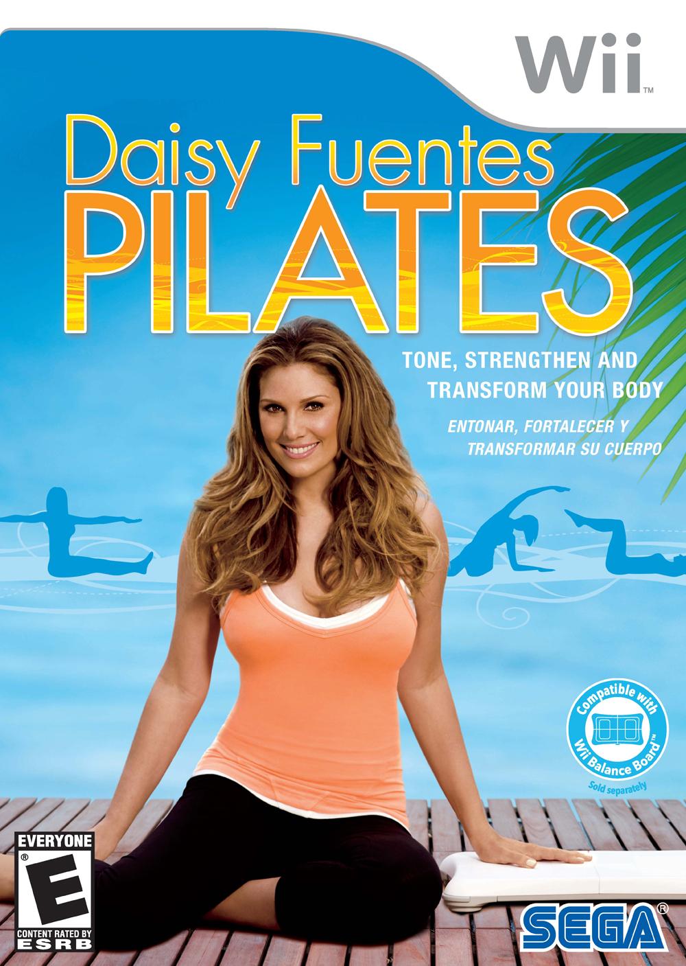 Daisy Fuentes Pilates