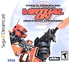Virtual-On: Oratorio Tangram