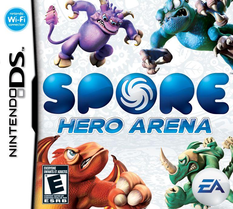Spore Hero Arena
