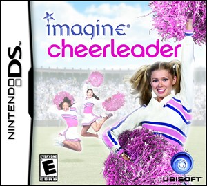 Imagine Cheerleader