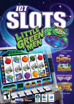 IGT Slots Little Green Men