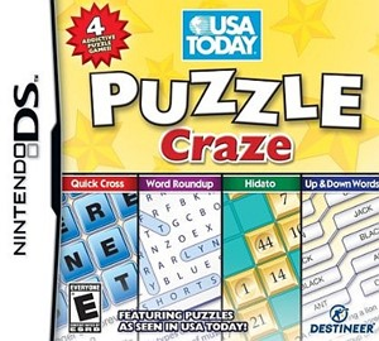 USA TODAY Puzzle Craze