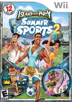 Summer Sports 2: Island Sports Party