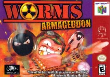 Worms Armageddon