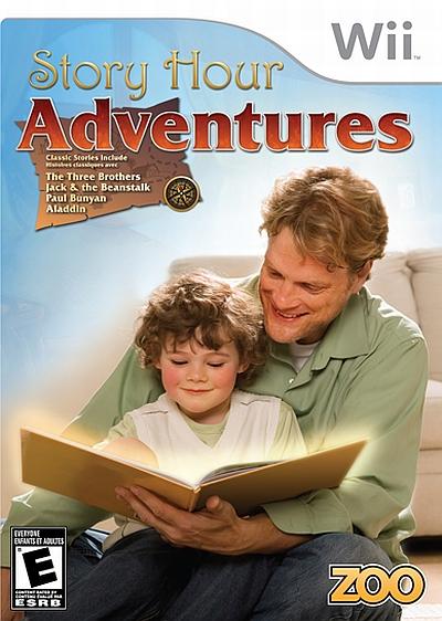 Story Hour: Adventures