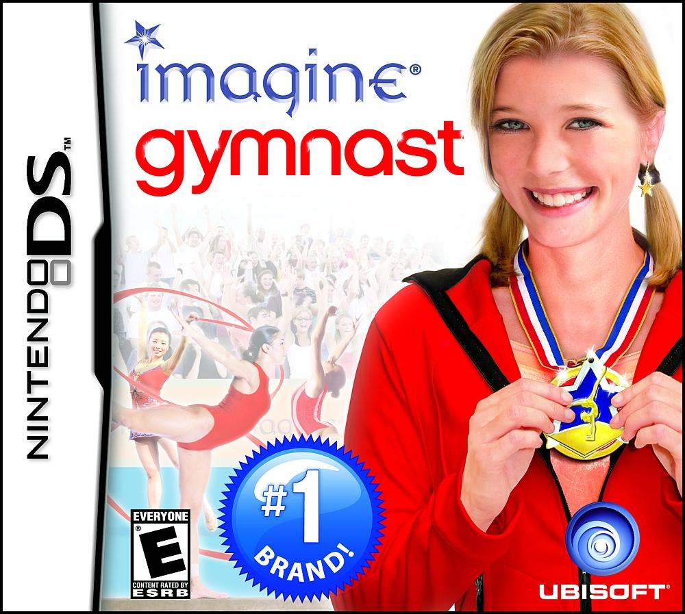 Imagine Gymnast