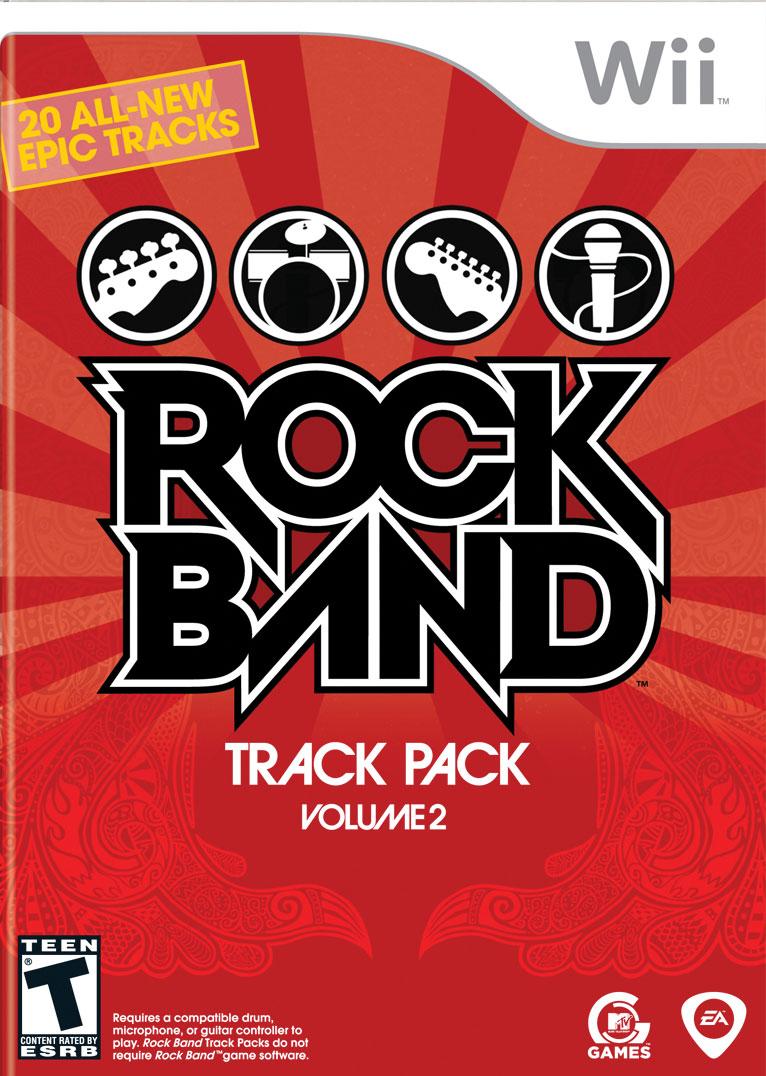 Rock Band: Track Pack Volume 2