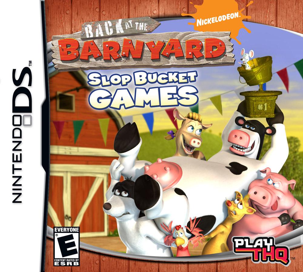 Back at the Barnyard: Slop Bucket Games