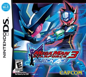 Mega Man Star Force 3: Black Ace