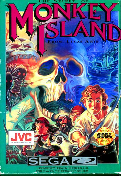 The Secret of Monkey Island
