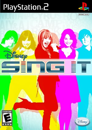 Disney Sing It
