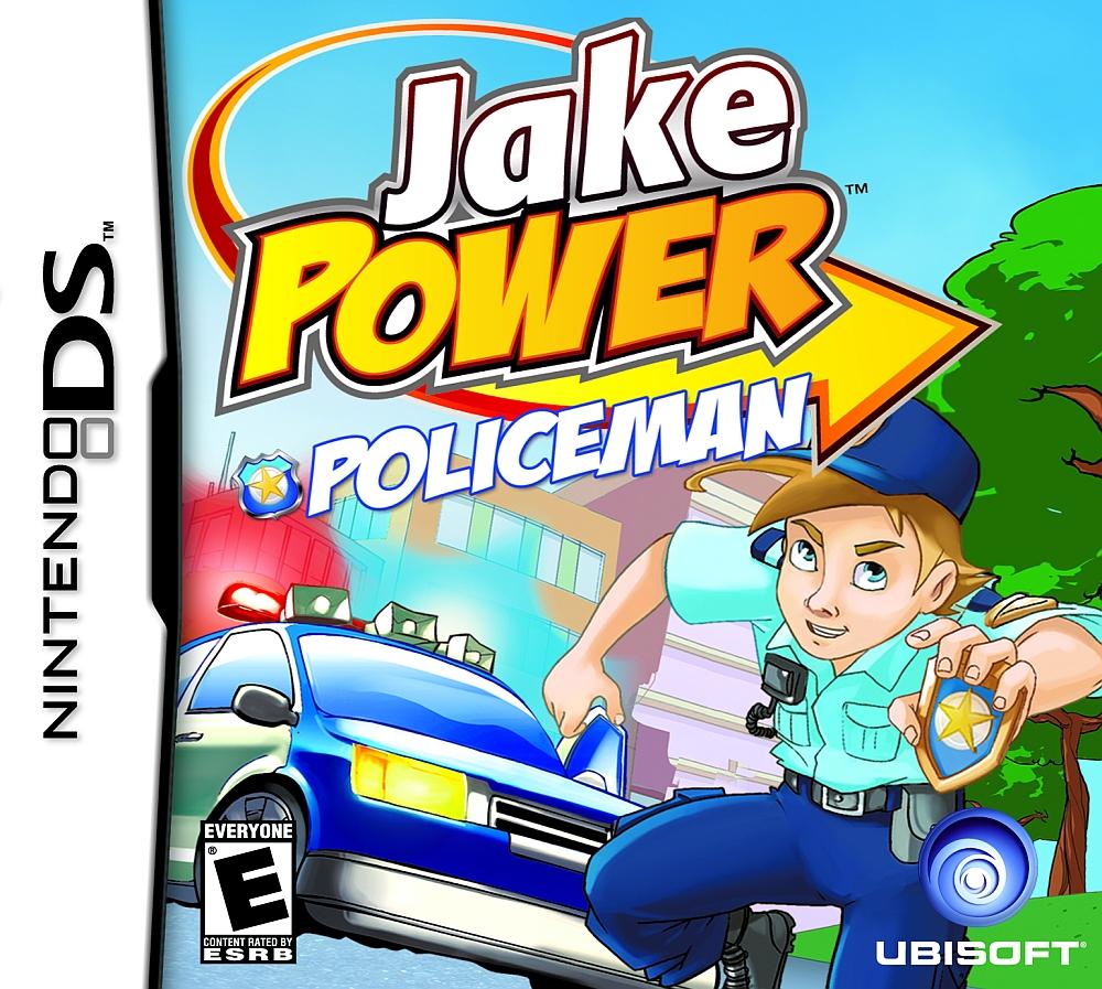 Jake Power: Policeman