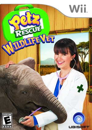 Petz Rescue Wildlife Vet
