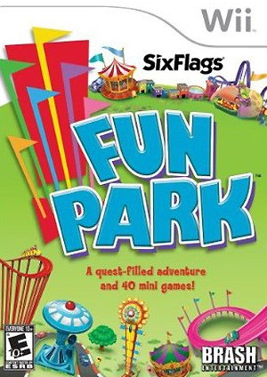Six Flags Fun Park