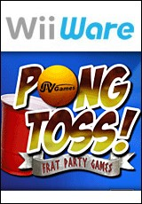 Pong Toss - Frat Party Games