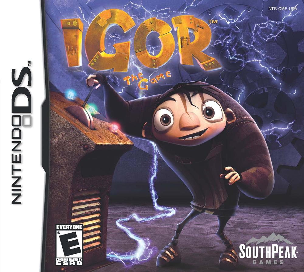 Igor The Game