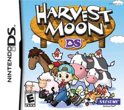 Harvest Moon DS