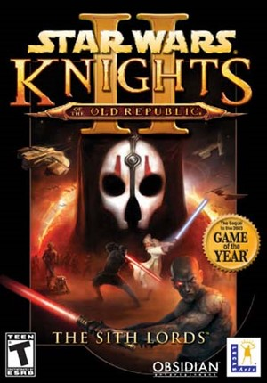 Star Wars Knights of the Old Republic II: The Sith Lords