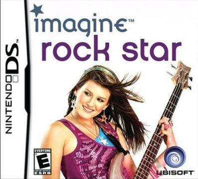 Imagine Rock Star