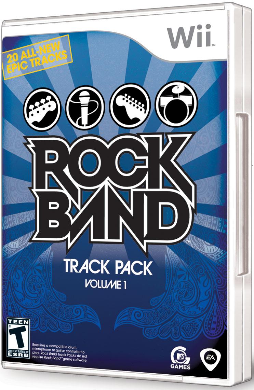 Rock Band: Track Pack Volume 1