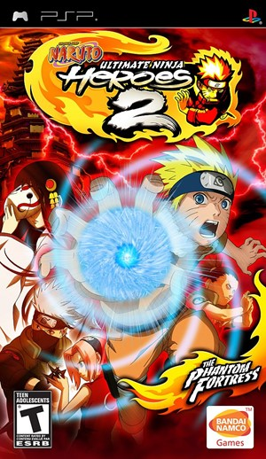 Naruto Ultimate Ninja Heroes 2 - The Phantom Fortress