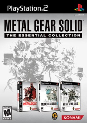 Metal Gear Solid: The Essential Collection