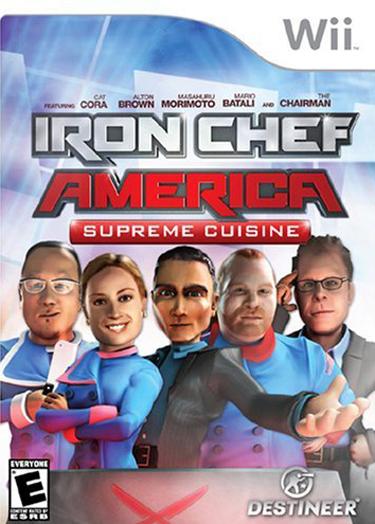 Iron Chef America: Supreme Cuisine