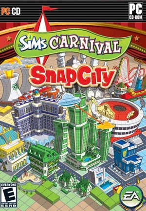 The Sims Carnival: SnapCity
