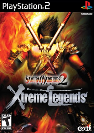 Samurai Warriors 2: Xtreme Legends