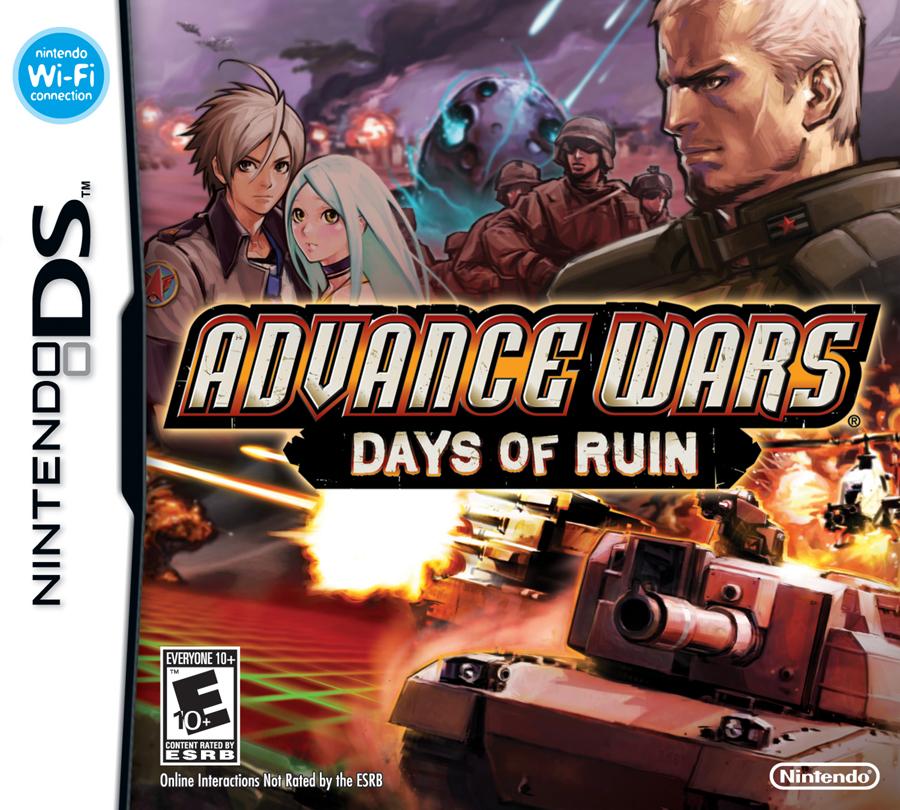 Advance Wars: Days of Ruin
