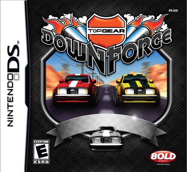 Top Gear: Downforce