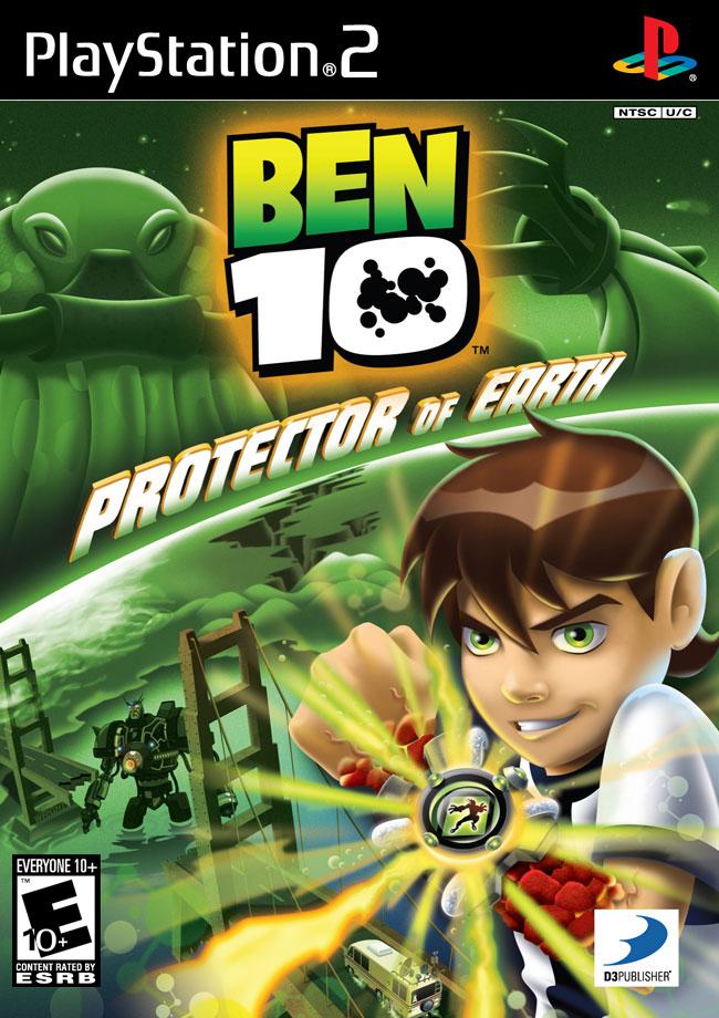 Códigos De Destravação para Ben 10: Protector of Earth - Voxel