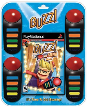 BUzz! - The Mega Quiz