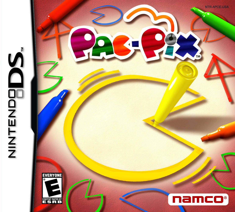 Pac-Pix