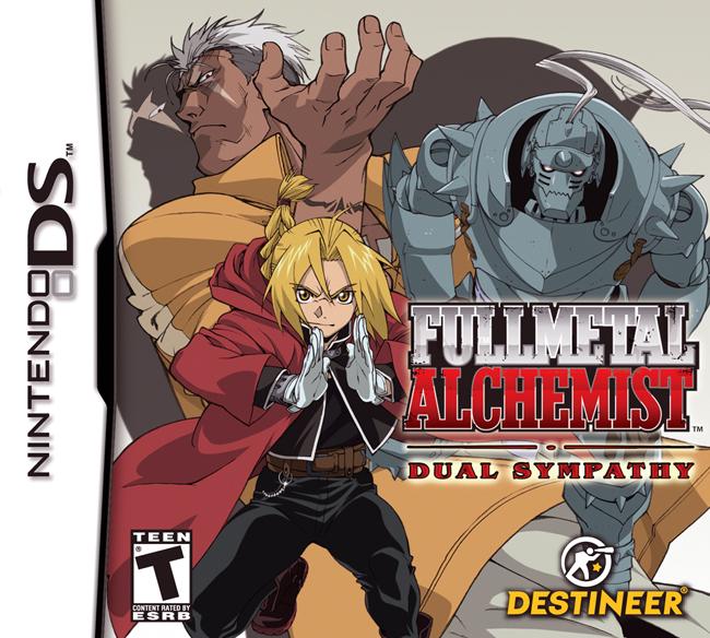 Fullmetal Alchemist: Dual Sympathy