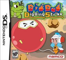 Dig Dug Digging Strike