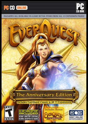 EverQuest The Anniversary Edition