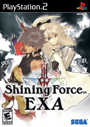 Shining Force Exa