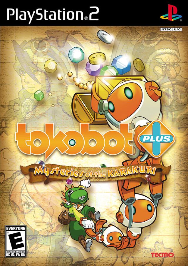 Tokobot Plus: Mysteries of the Karakuri