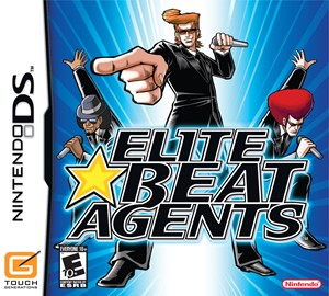 Elite Beat Agents