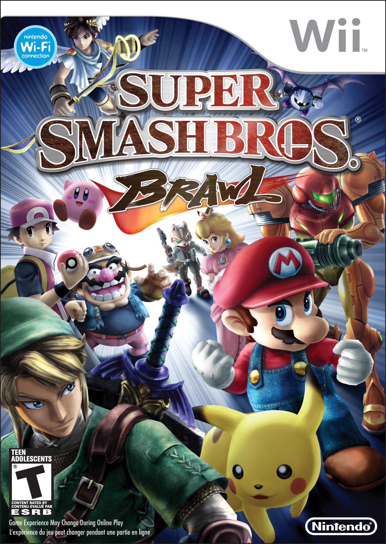 Super Smash Bros. Brawl - Voxel