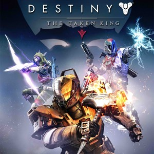 Destiny: The Taken King