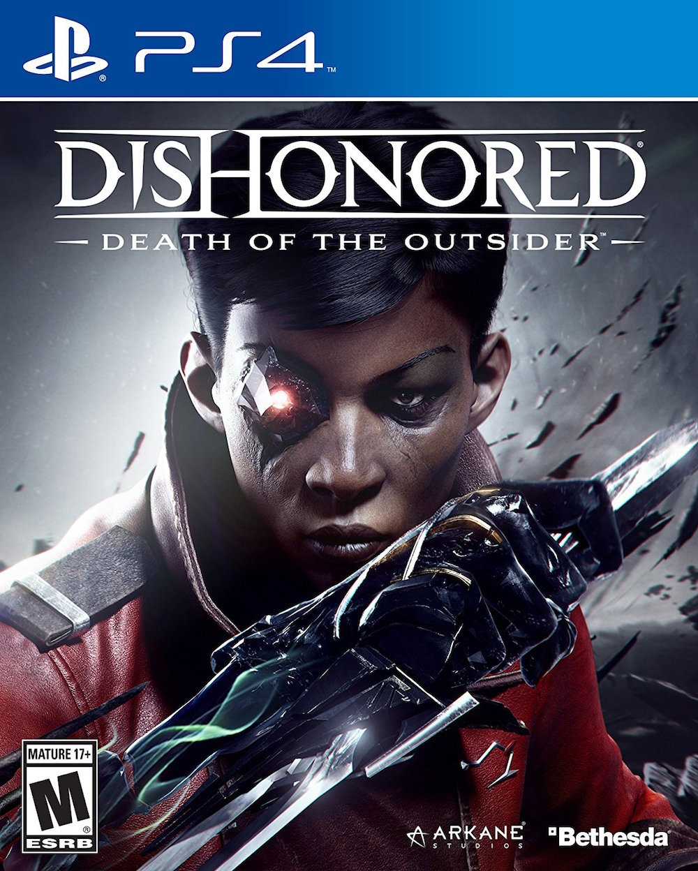 Análise de Dishonored: Death of the Outsider