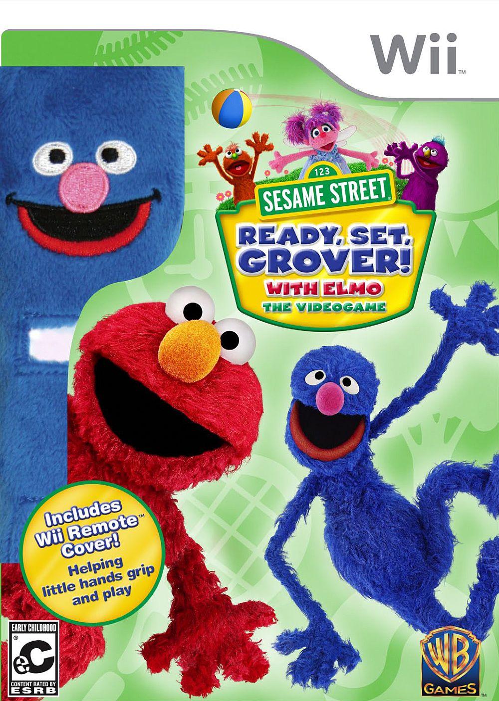 Sesame Street: Ready, Set Grover!