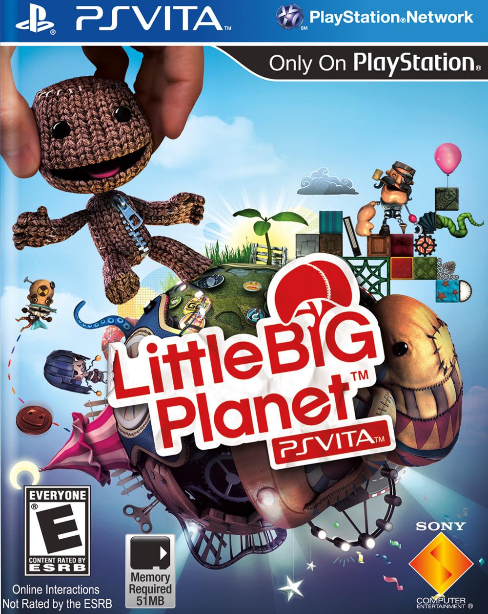 LittleBigPlanet [Vita]