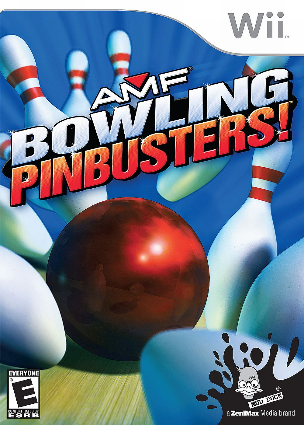 Amf Bowling Pinbusters Voxel