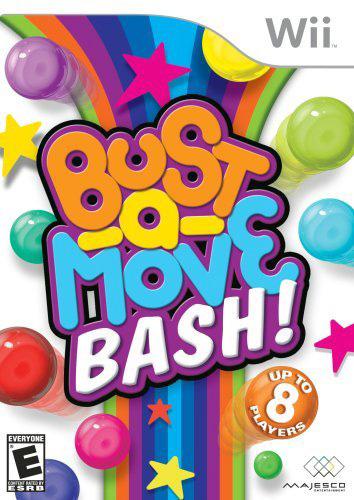 Bust-A-Move Bash!