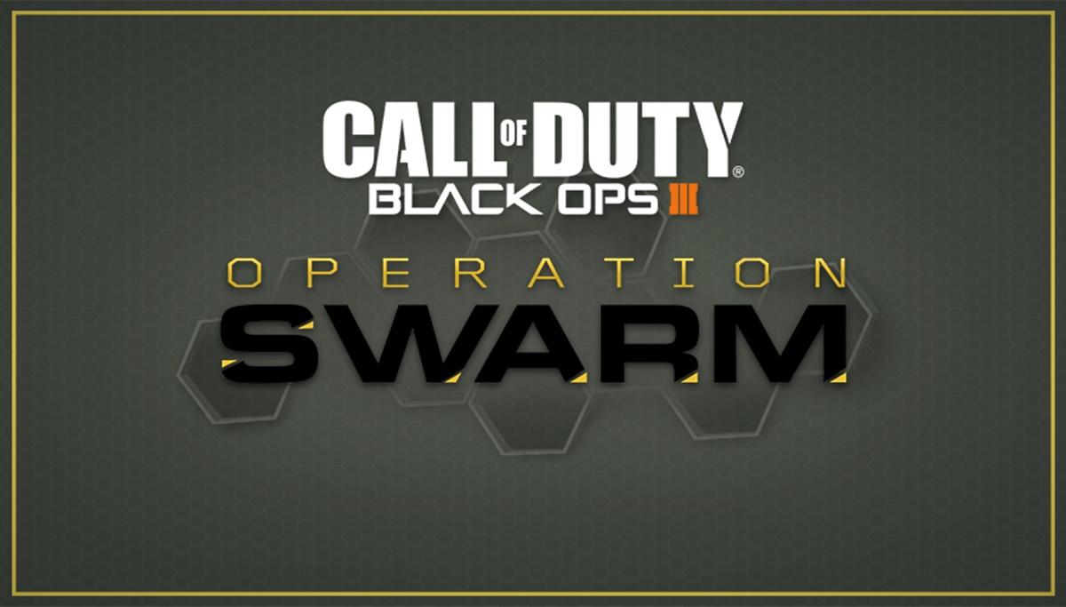 O enxame chegou: Operação Enxame está disponível para CoD: Black Ops 3