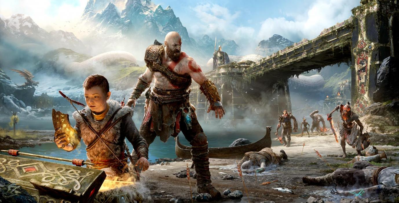 thor; mulher-maravilha; god of war; kratos; Ragnarok